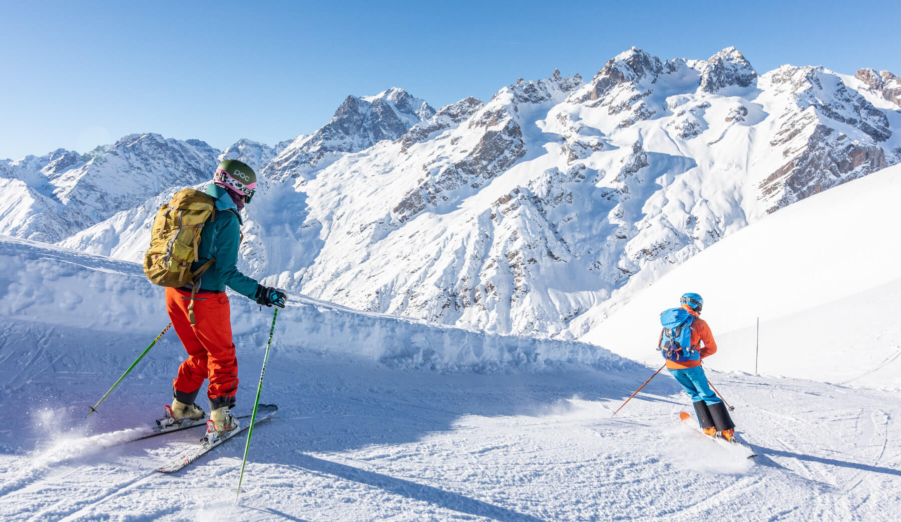 Enjoy Serre Chevalier ski Villeneuve
